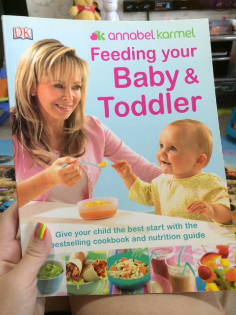 My babyfood cooking bible