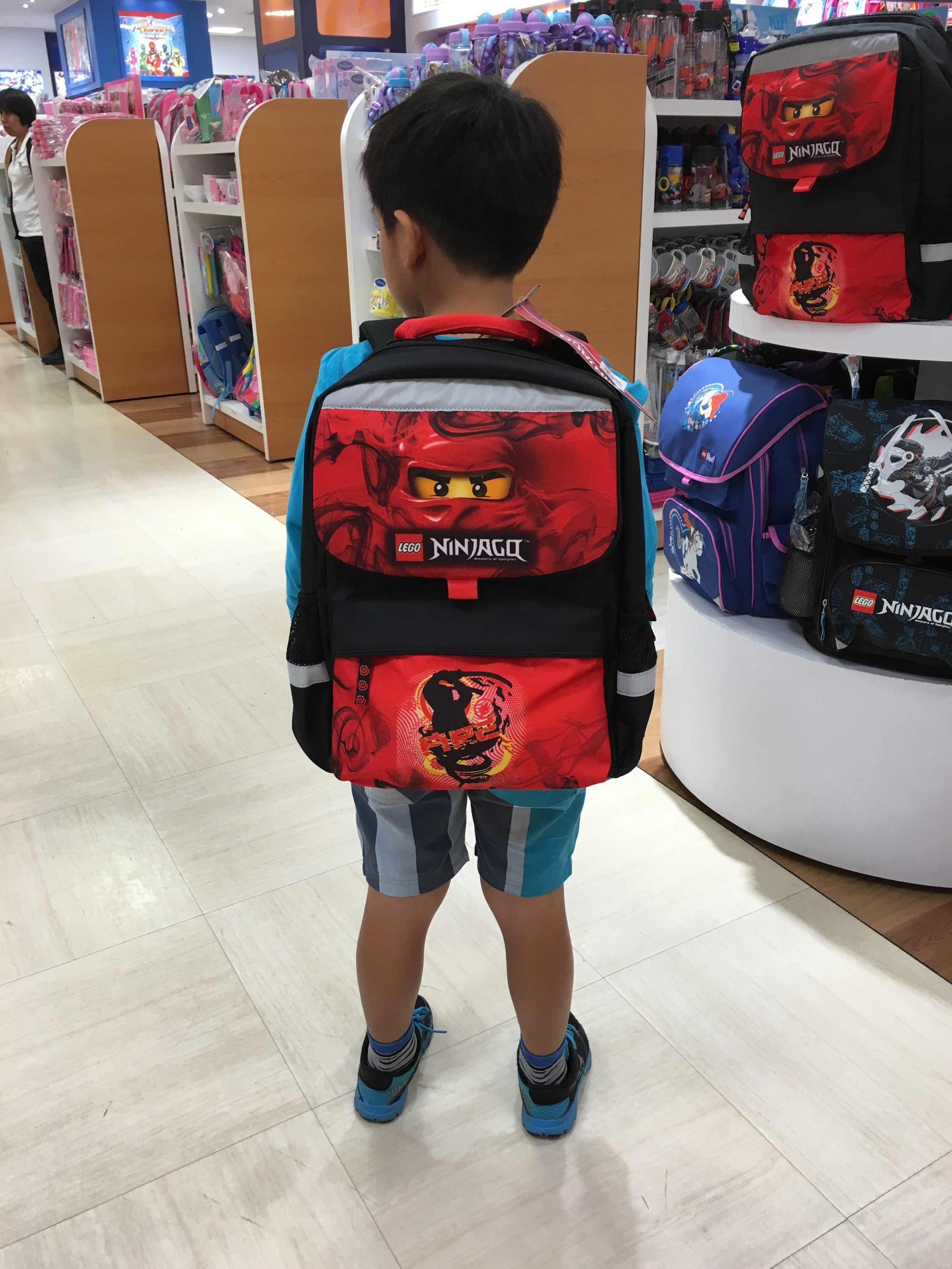 School bag with wheels singapore - Lego Starter 139 675g Capacity Was 19 Liters